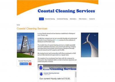 Coastal Cleaning