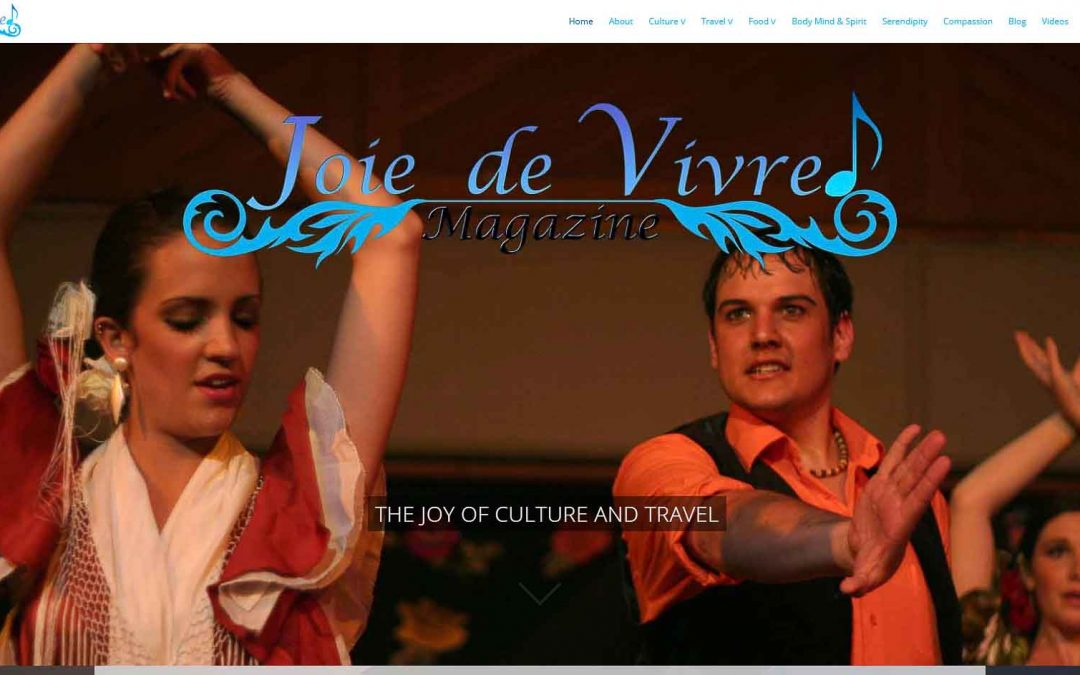 Joie de Vivre Magazine