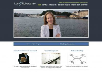 Lucy J Robertshaw