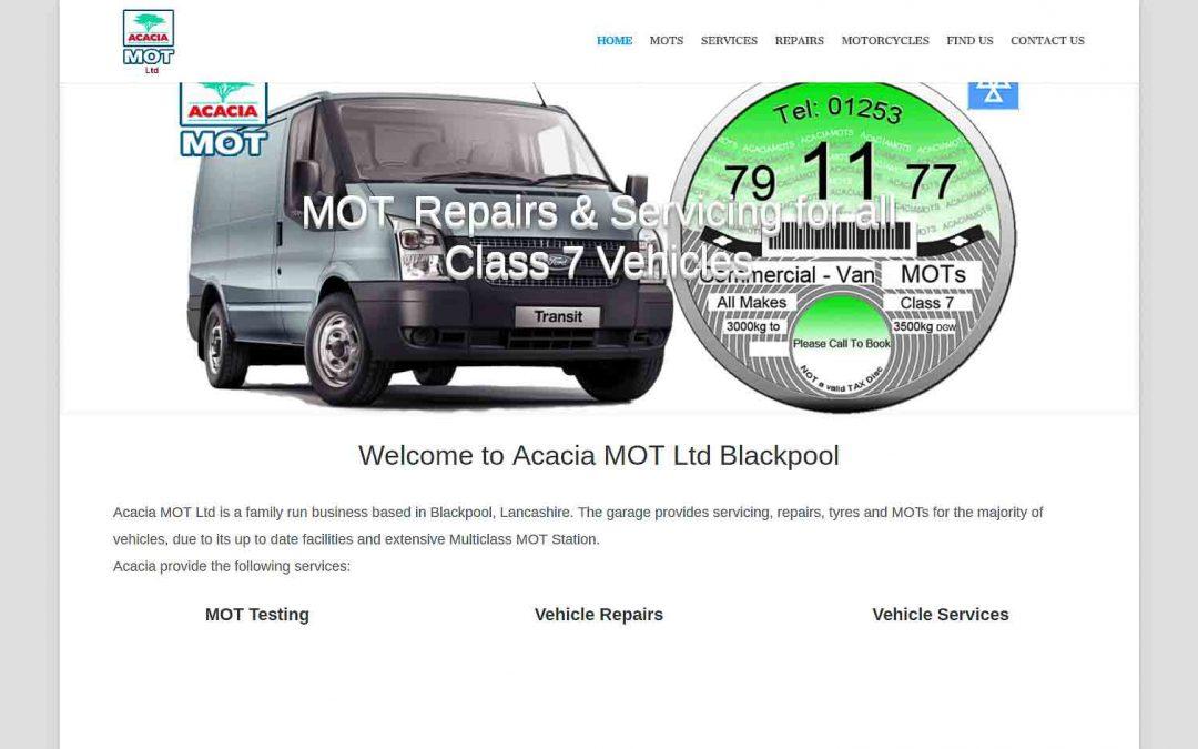 Acacia Mot Ltd