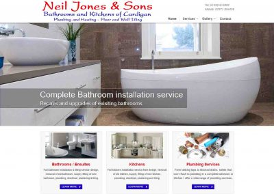 Neil Jones Bathrooms and Kitchens