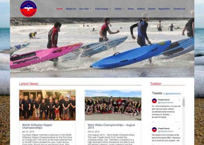 Poppit Sands Surf Lifesaving Club