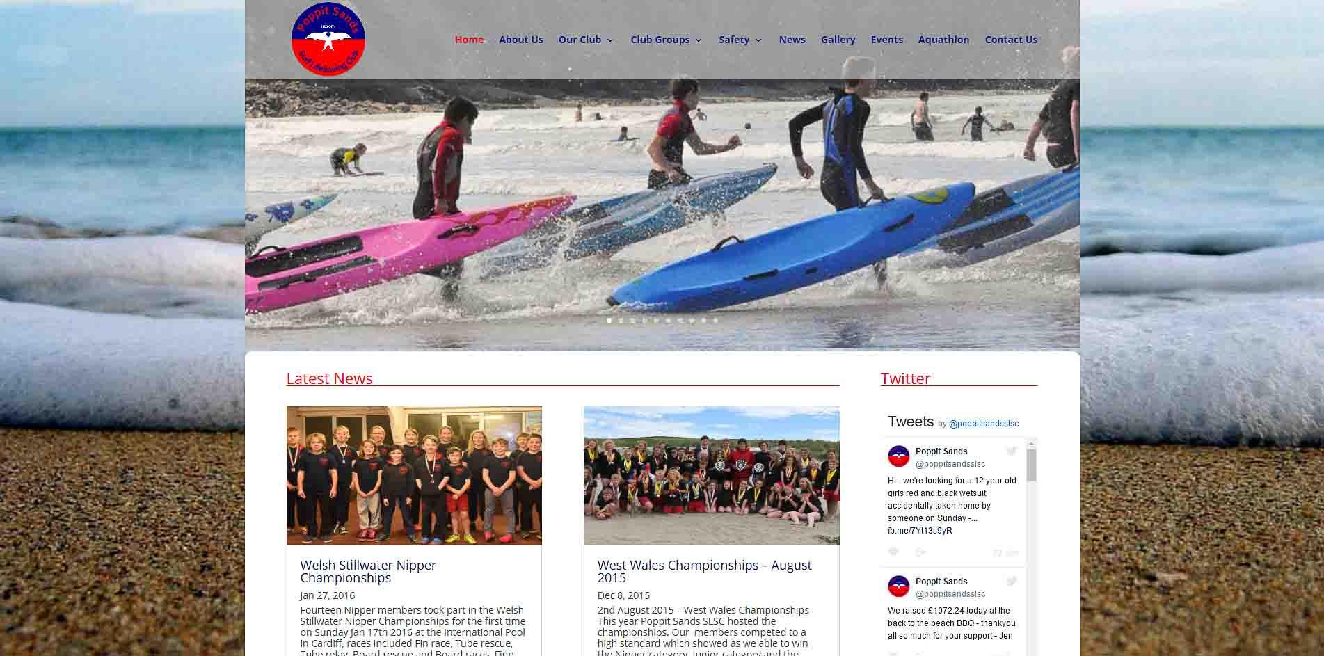 Poppit Sands Surf Lifesaving Club