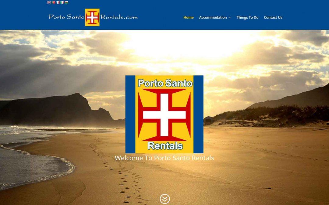 Porto Santo Rentals