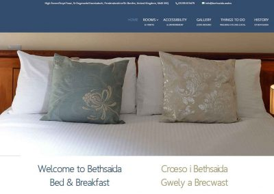 Bethsaida Bed & Breakfast